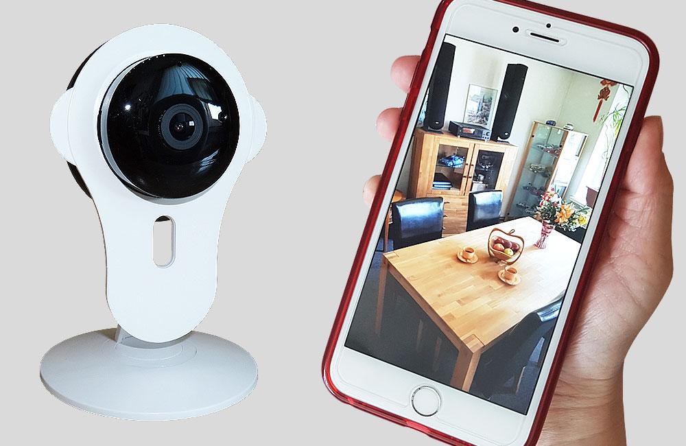 Smarthome Kameras – Alles im Blick!